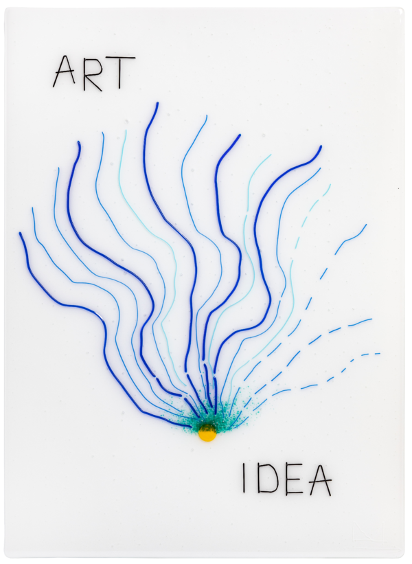 Idea seen from other dimension (Idea seen by other intellectual cosmos)